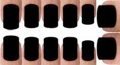 J Manicure, Nail Polish, Nail Art, Stickers, Artwork, Nail Jewels, Art Nails, Card Templates, Daily Routines