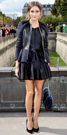 Olivia Palermo's 28 Best Looks Ever - Dior from #InStyle