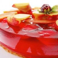 Jelly Cake - handy to make with the kids at #christmas #glutenfree #coeliac