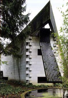 Juliaan Lampens House De La Ruelle