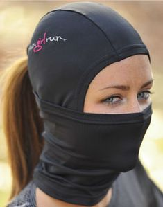 Balaclava helped me through a brutal winter. with frost on it at the end. Best Running Shorts, Running Workouts, Running Tips, Yoga Workouts, Running Quotes, Trail Running, Cold Weather Running Gear, Winter Running, Winter Gear