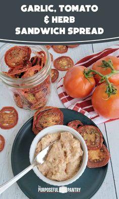 Dehydrator Recipes, Nesco Dehydrator, 5 Minute Meals, Sandwich Spread, Dehydrated Food, Camping Meals, Chicken Salad, Recipe Using, Garlic