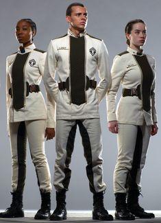 Dress Uniform Inspiration