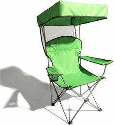 folding chair head rest | folding chair strathwood folding canopy chair green with silver frame  sc 1 st  Pinterest & Sport-Brella Recliner Chair by Sport-Brella http://www.amazon.com ...