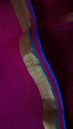 #india #craft #weaving #handwoven #saree