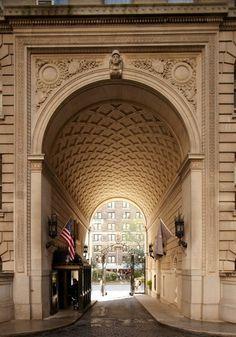 THE APTHORP es un histórico condominio de apartamentos en Nueva York