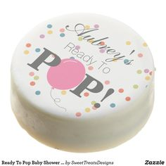 Ready To Pop Baby Shower Cake Pops Chocolate Covered Oreo