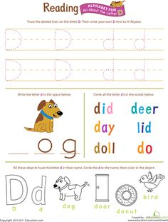 Education.com has the best kids worksheets! Love it!