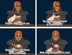 An Interview with Ganondorf.  I would kill to see a fandub of this.