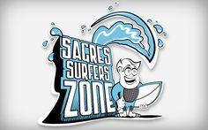 Sagres Surfers Zone | Sagres T-Shirts