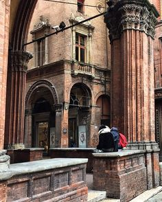 "Tilt (@sguopp) on Instagram: ""Il nostro Medio Evo..#bolognaitaly #bologna #bologna_city #bolognacity #loves_bologna #vivobologna…"""