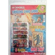 Lego Ninjago Trading Card Game : Multipack
