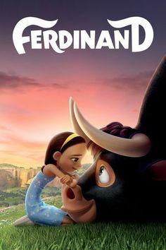 Ferdinand FULL MOVIE Streaming Online in Video Quality Ferdinand Movie, The Story Of Ferdinand, Ferdinand The Bulls, Kate Mckinnon, John Cena, Streaming Hd, Streaming Movies, Tv Series Online, Movies Online