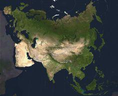 Historiaa ja geopolitiikkaa Euraasiasta