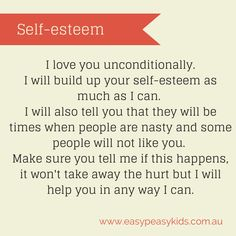 I love every single part of you. Others may not. #parentingtip