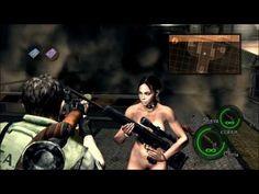 Resident evil 4 nude