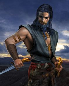 Daario Naharis by steamey on DeviantArt