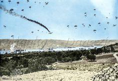 Crete, Suda Bay, May of 1941. Κρήτη, Σούδα, Μάιος 1941. by Markos Danezis