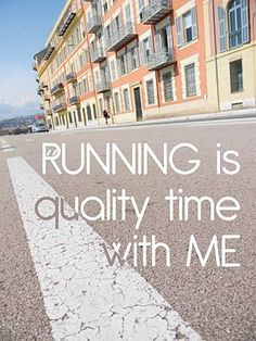 Yes it is!! This is what I kept telling myself on the 9 mile run I did with my husband this month.