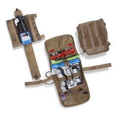 Combat Medical's Mojo MARCH Individual First Aid Kit (IFAK) is the most capable tactical medical kit available.