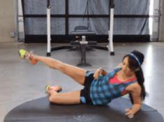 Výzva pro všechny, kteří chtějí shodit vnitřních strany stehen: Toto jsou ty nejlepší cviky! Gym, Diet, Gym Room