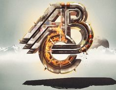 Give your logo work a 3D edge   Typography   Creative Bloq