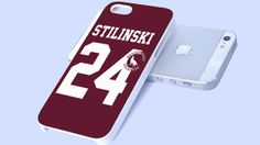 Teen Wolf STILINSKI Lacrosse Jersey iPhone case, iPhone 4/4s/5/5c/5s Case, Samsung Galaxy s3/s4 case cover