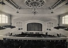 New Pomona High Auditorium (1925) by 47specialdeluxe, via Flickr