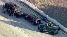 Deux suspects dans la fusillade qui a fait 14 morts en Californie mercredi ont été tués, un homme et une femme, a annoncé la police, précisant qu'ils étaient lourdement armés, vêtus de tenues paramilitaires et transportaient peut-être des explosifs.
