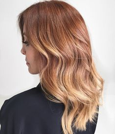 40 Brilliant Copper Hair Color Ideas — Magnetizing Shades from Light to Dark…