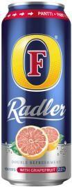 Foster's Radler Grapefruit