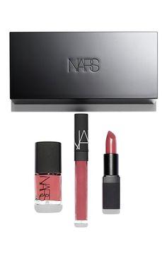 NARS 'Dolce Vita' Lip & Nail Set #makeup #cosmetics #beauty #lips #nails