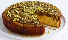 Pistachio Cake | Thermomix 2013 Calendar