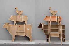 Animal Shaped Furniture2