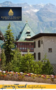 Badrutt's Palace: St. Moritz, Switzerland | FamilyFreshCooking.com | MarlaMeridith.com