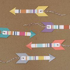 Free Printable Arrow Gift Tags