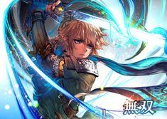 Link Hyrule Warrior - Zelda Musõ