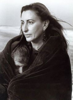Miuccia Prada by Annie Leibovitz (1996)