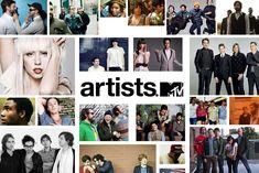 MTV begins social network Artists.MTV