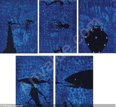 bedia-jose-1959-cuba-marina-series-5-1418280.jpg (500×463)