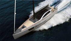 Vela - BD56 - La barca trasversale diventa realtà: nasce il Custom di lusso versione ibrida