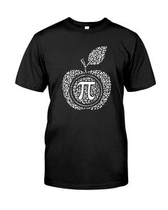 0be55e569 CHECK OUT OTHER AWESOME DESIGNS HERE! Funny Math nerd or geek Happy Pi Day  shirt