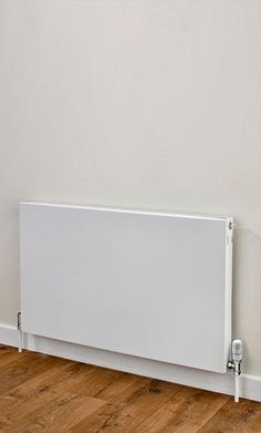 Cheshire Radiators Wincham Horizontal Flat Panel Steel Radiator in white Cast Iron Radiators - Period Radiators, Traditional Radiators, Designer Radiators, Contemporary Radiators, Modern Radiators UK