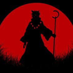 Hagoromo Otsutsuki of Naruto , Available as Cards, Prints, Posters, T-Shirts…