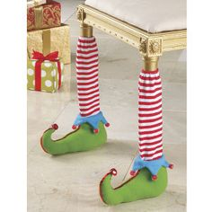 christmas elf chair covers sofa and set 56 best images leg create a little bit of magic in your kitchen