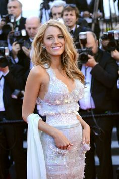 Blake Lively, Cannes 2014