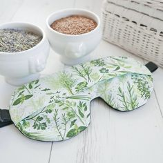 Organic Weighted Eyepatch,Herbs, Washable Cover,Aromatherapy Lavender Flaxseed, Adjustable Sleep Mask Made by SleepingOwl Heat Bag, Lavender Blossoms, Rem Sleep, How To Sleep Faster, Set Cover, Puffy Eyes, Sleep Mask, Mask Making
