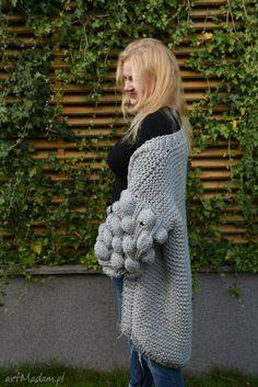 Sweter ze ściągaczem sweter Alpaca Bouclé swetry sweter plus rozmiar swetry Sweter damski prezent sweter z dzianiny Ponczo