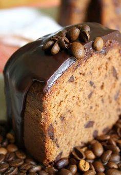Espresso Chocolate Chip Pound Cake
