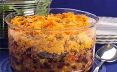 Vegetarian Meatless Shepherds Pie with Quinoa